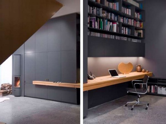 comfortable wooden office furniture