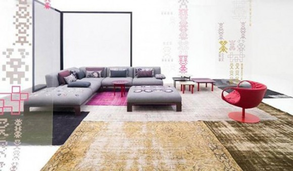 contemporary Moroso Furniture collection