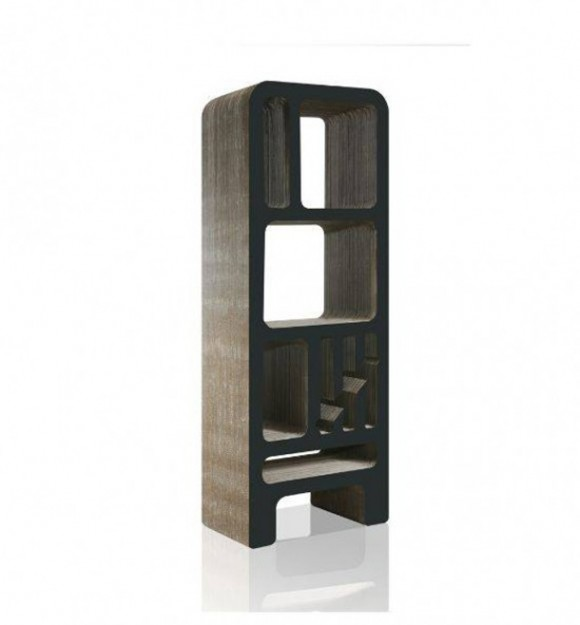 contemporary bookshelf design