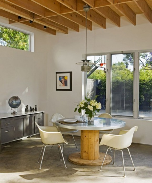 contemporary dining room idea