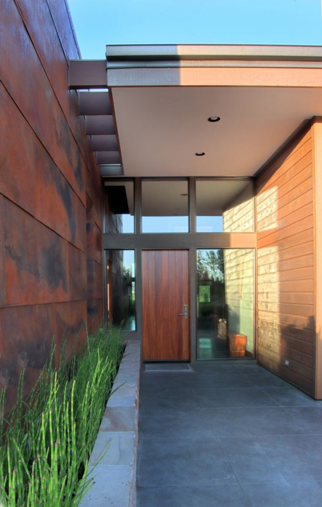 Contemporary Entrance Door Designs