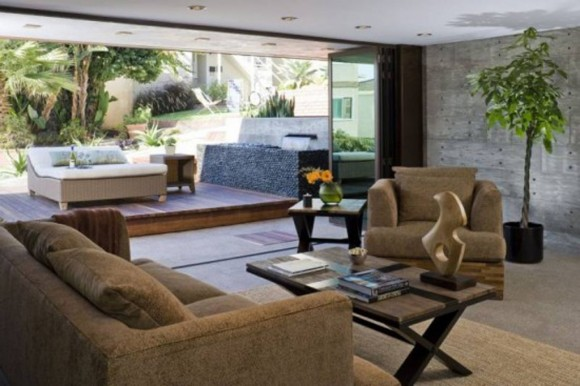 contemporary living room areas