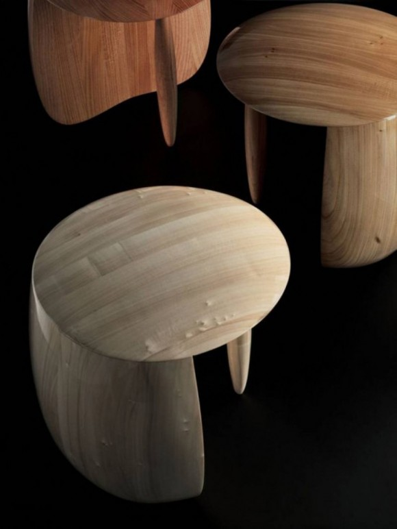 contemporary stool design idea
