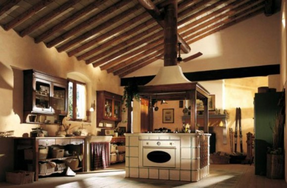 country kitchen style ideas