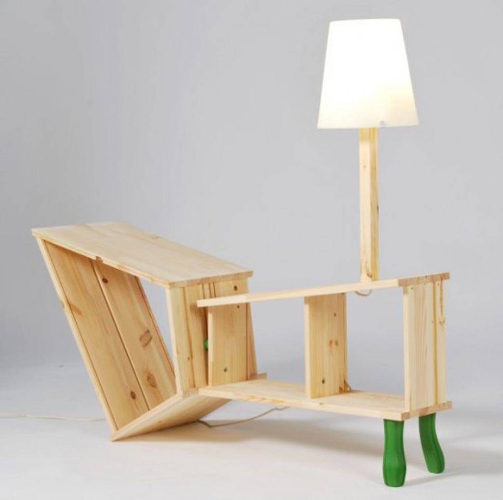 Creative Wooden Furniture Ideas