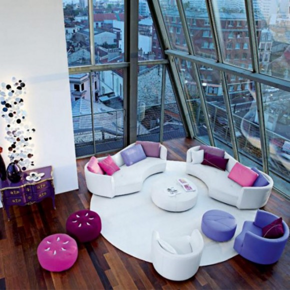 decorative seating collection idea