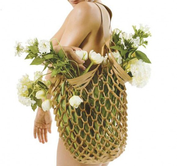 eco friendly shoulder bag design
