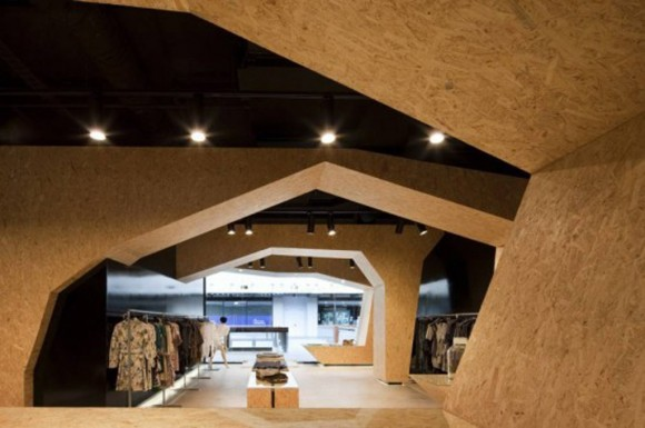 futuristic store design ideas