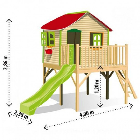 kids house constructions ideas