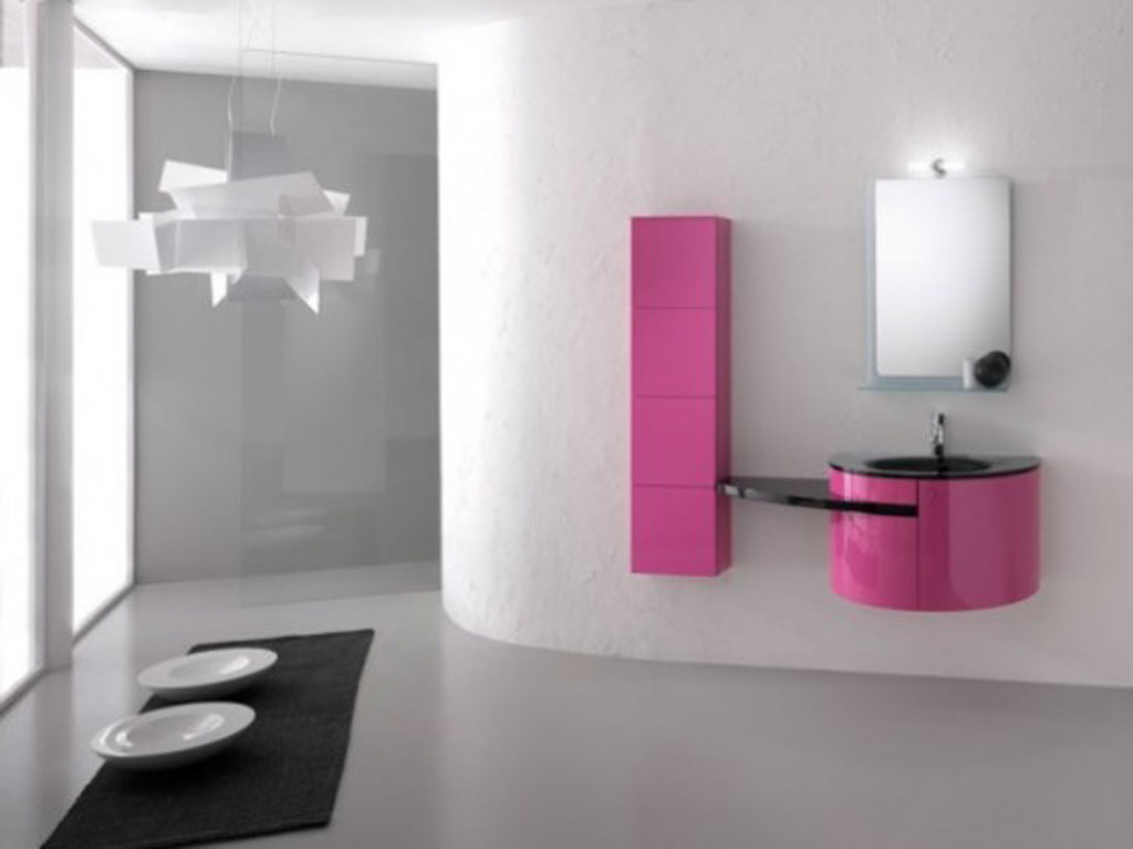 Modern bathroom cabinet for Bathroom furniture ideas