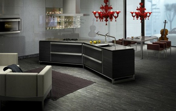 modern decorative kitchen designs