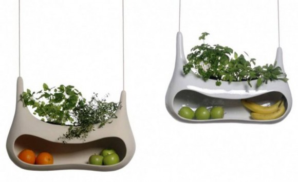 modern fruit basket furniture design