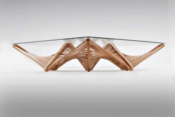 modern glass table designs
