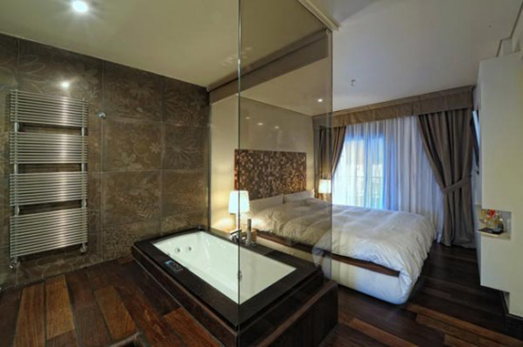 Modern Integrated Master Bed Room Decor