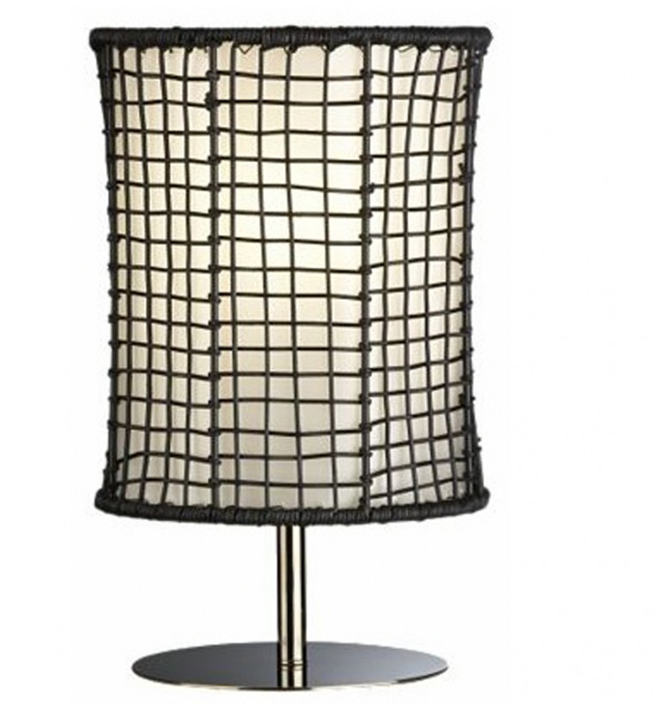 modern rattan table lamp designs