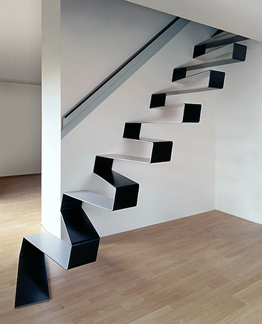 Staircase Decorating Ideas With Modern Design: Modern Stairs Design Ideas