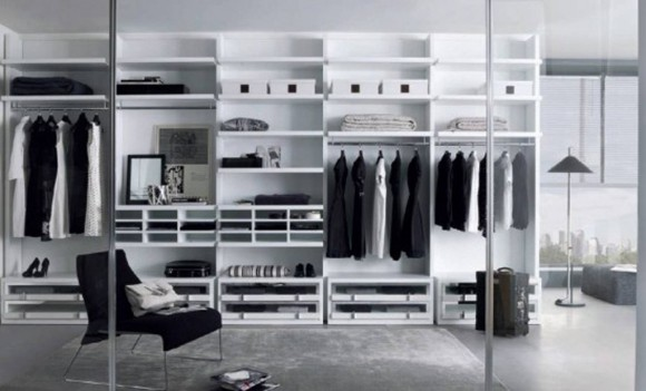 modern storage space designs