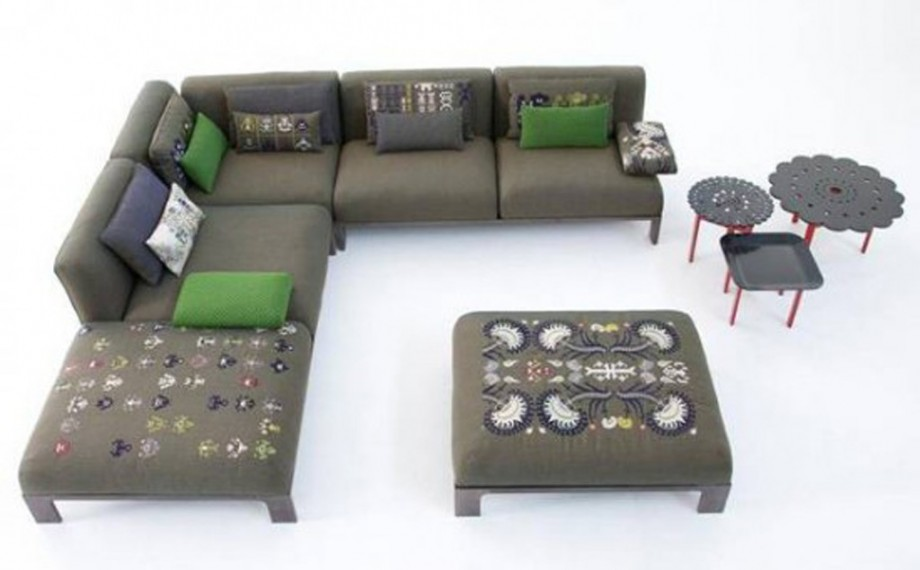 Modular Living Room Furniture Ideas