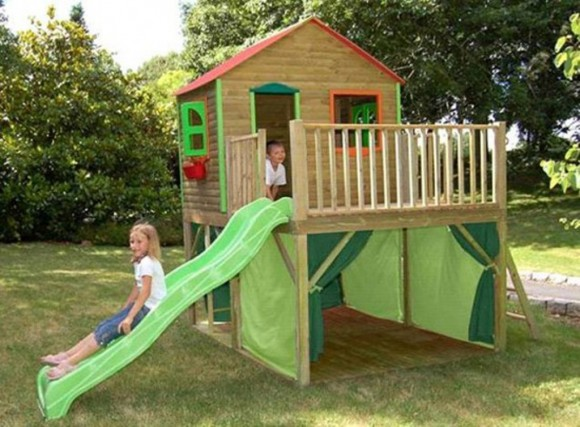 outdoor children house furniture