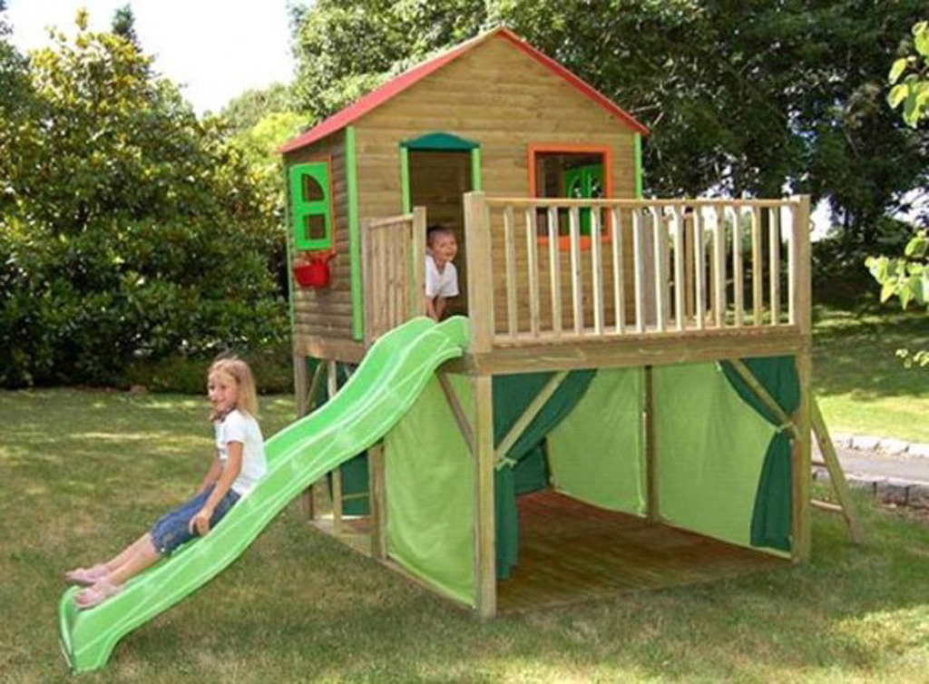 Pics s Outdoor Playhouses For Kids Kids Play Time Fun
