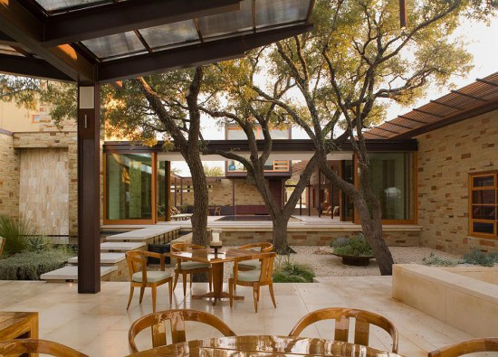 outdoor dining room design ideas