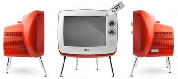 retro cool crt gadget designs