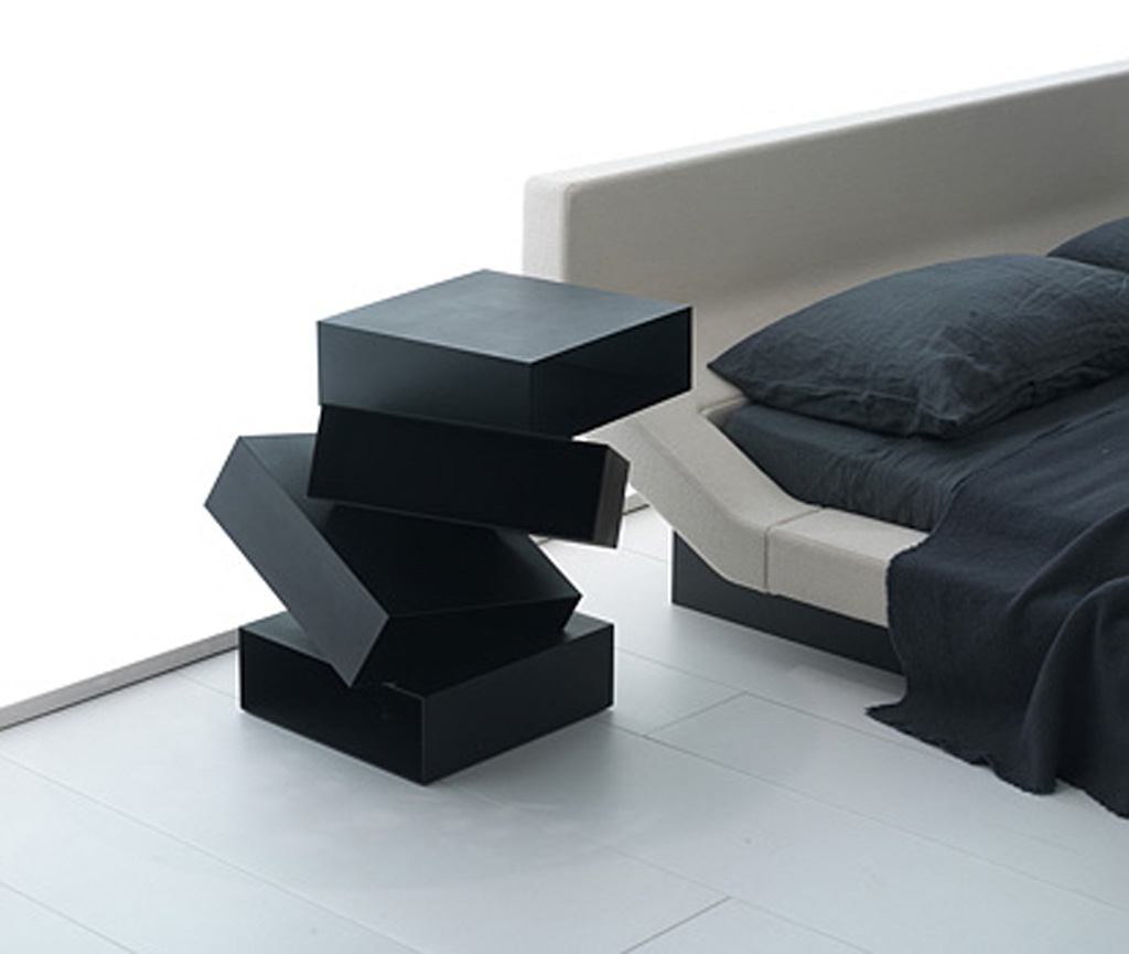 Unique bedside table designs for Table unique design