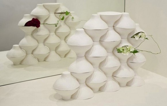 white dining table furniture idea