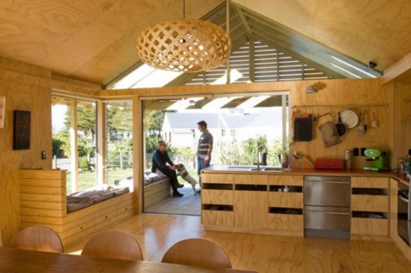 wooden kitchen designs
