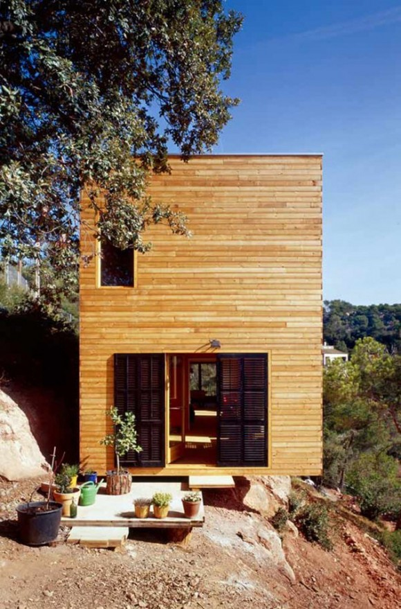 wooden prefab house designs ideas