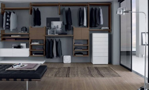 wooden wardrobe furniture design
