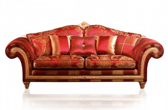 aristocratic seating furniture designs