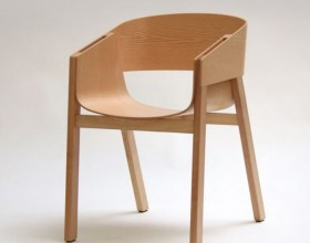 berta chair series design