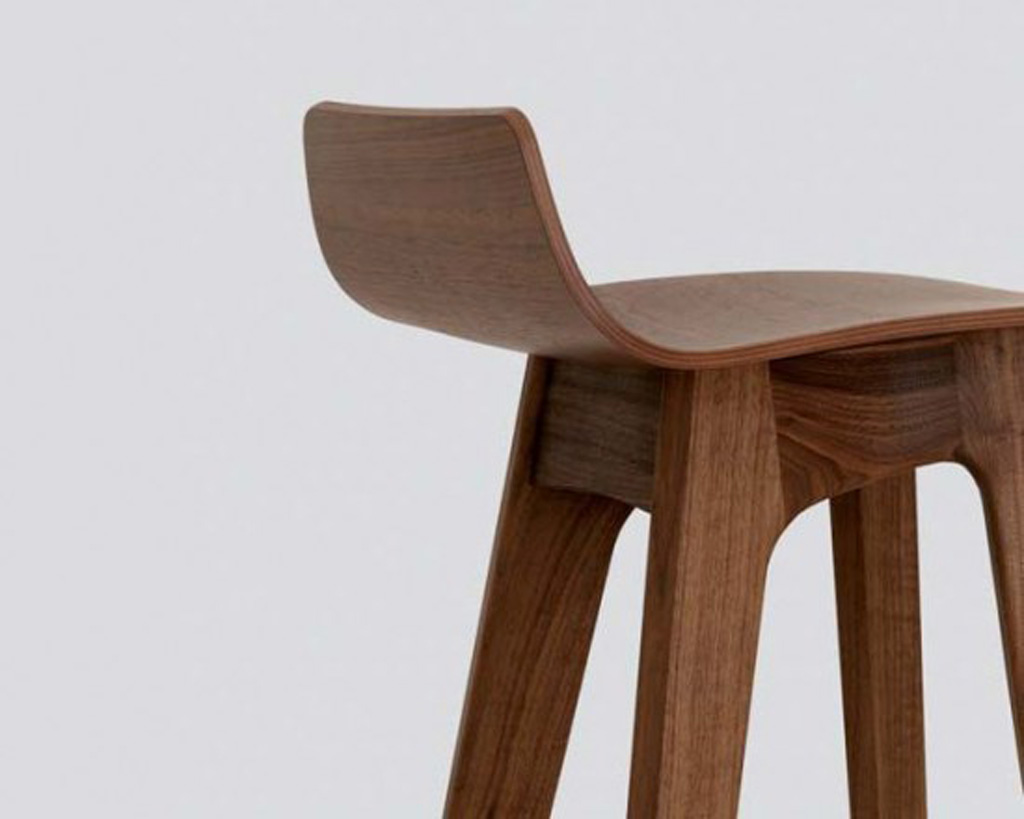 Wooden Bar Stool Plans ~ Classic stool plans iroonie