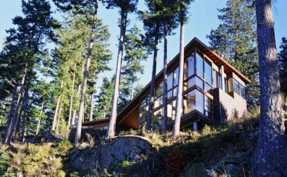 eco friendly timber house plans