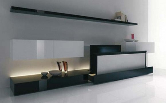 futuristic home theater furniture
