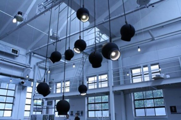 futuristic lighting fixtures idea