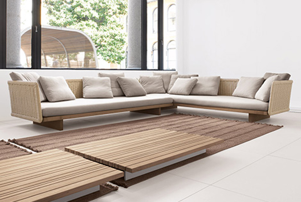 Sabi modern contemporary outdoor sectional sofa designs by for Contemporary sectional sofas