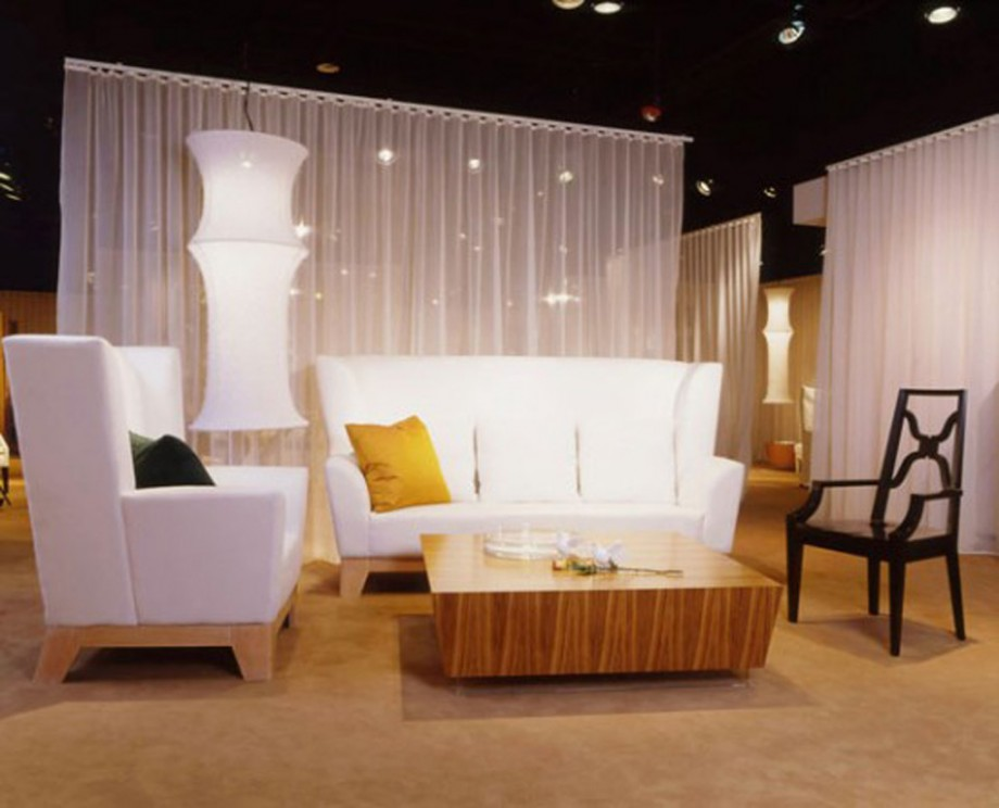 Luxury Showroom Interior Decor