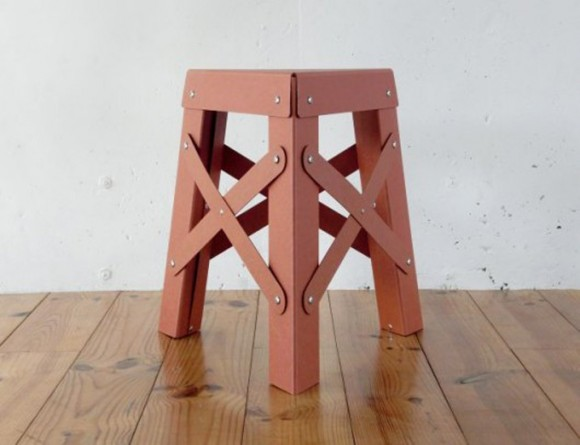 metal work stool plans