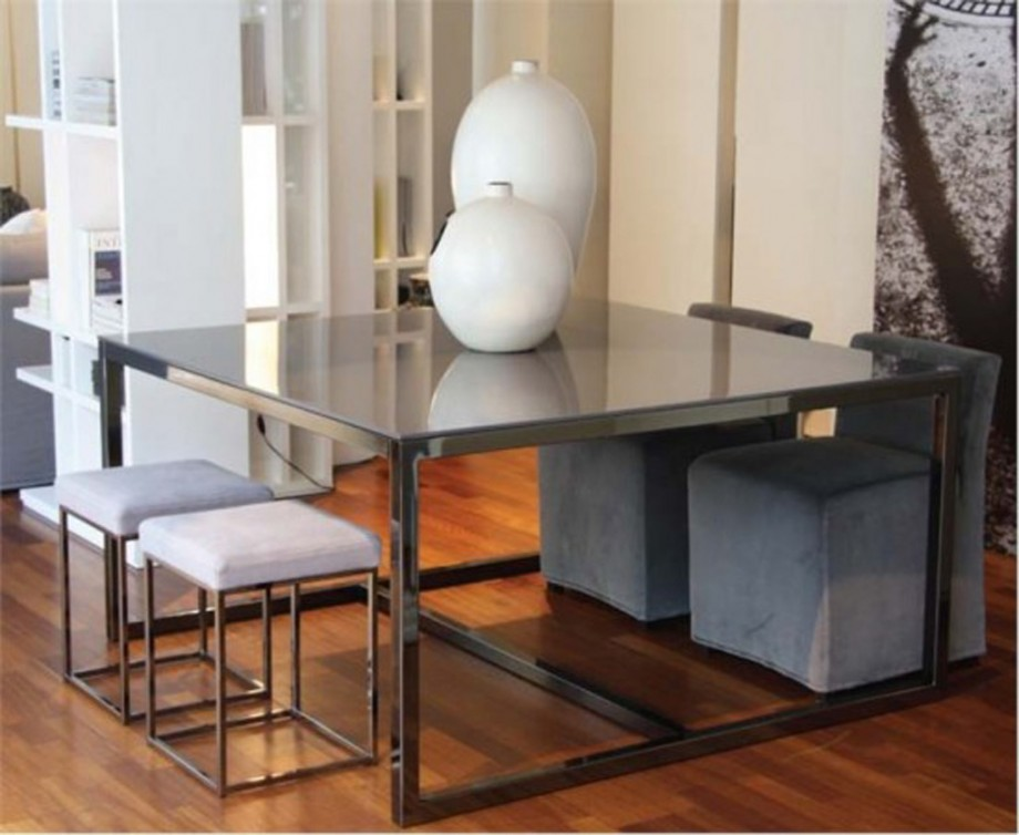 minimalist dining table idea