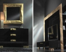 modern black furniture designs
