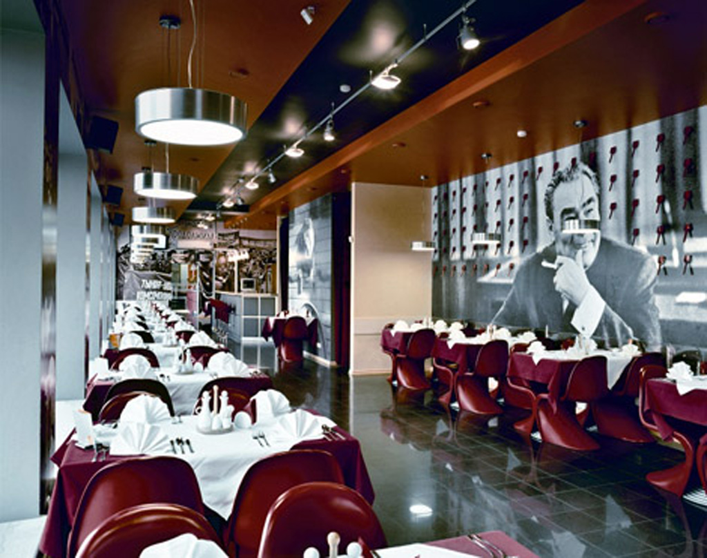 Modern Restaurant Interior Designs One Of 5 Total Snapshots Modern