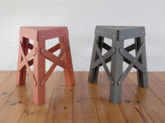 modern stool plans decor