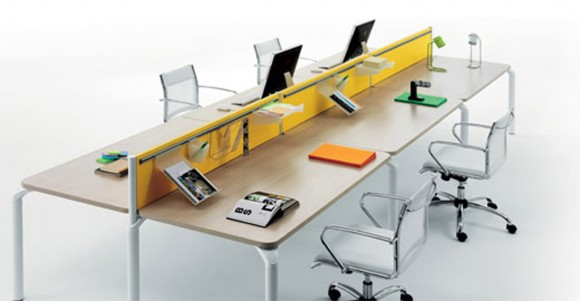 space saving office furniture decor