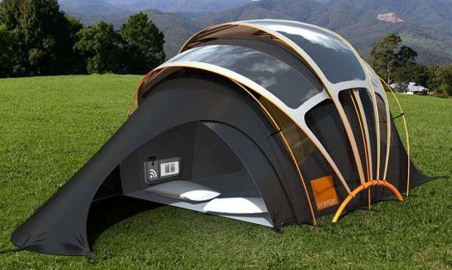 stylish outdoor tent designs