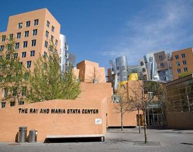 the ray and maria stata center construction