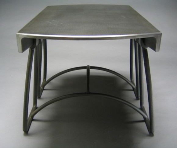 unique solid table ideas