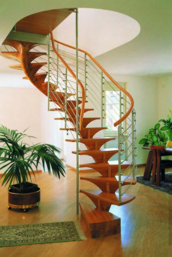 unique staircase plans