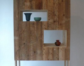 wooden cabinet design idea